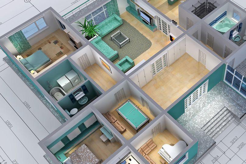 Оформление перепланировки помещения